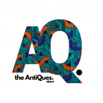 The Antiques store logo